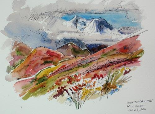 High Tundra Hike