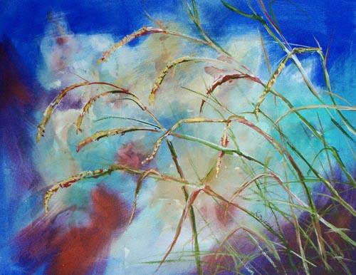 Grasses at Streamside