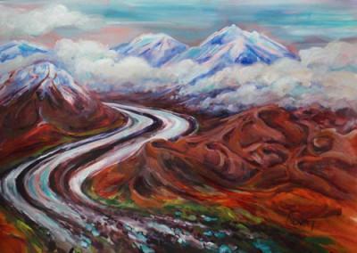 Denali-Muldrow Glacier