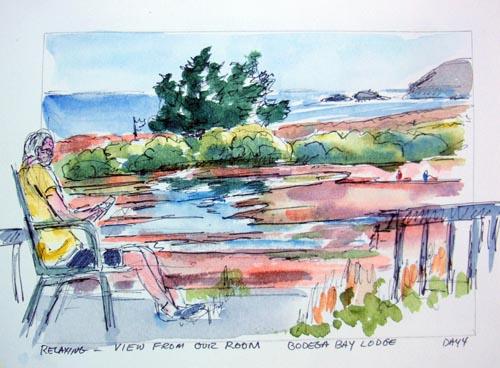 Bodega Bay View