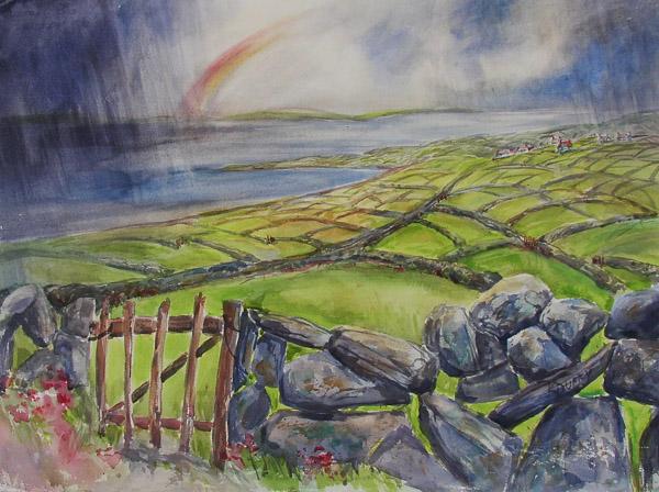 Aran Walls, Ireland
